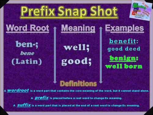 ben-prefix-snap-shot