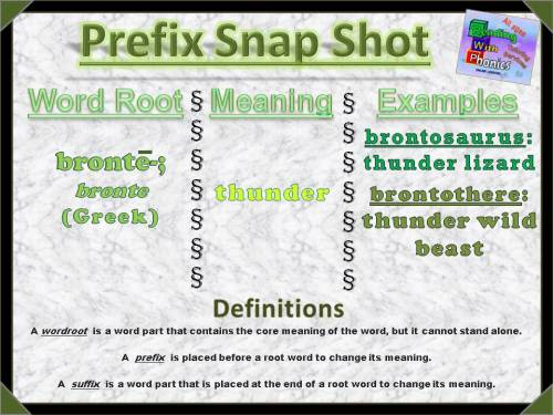 bront-prefix-snap-shot