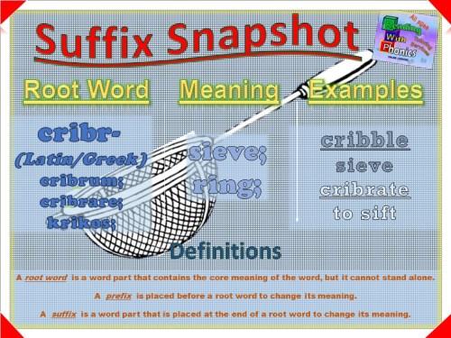 cribr- Prefix Snapshot