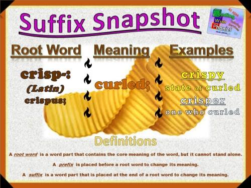 crisp-; Prefix Snapshot [Autosaved]