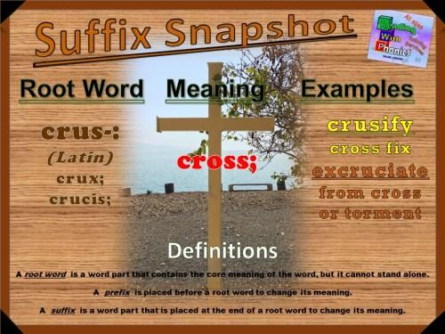 crus- Prefix Snapshot