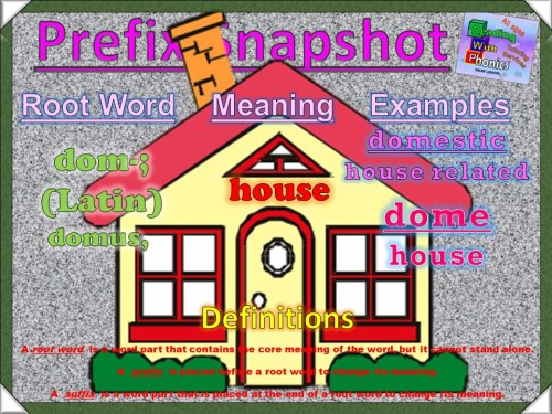 dom- Prefix Snapshot