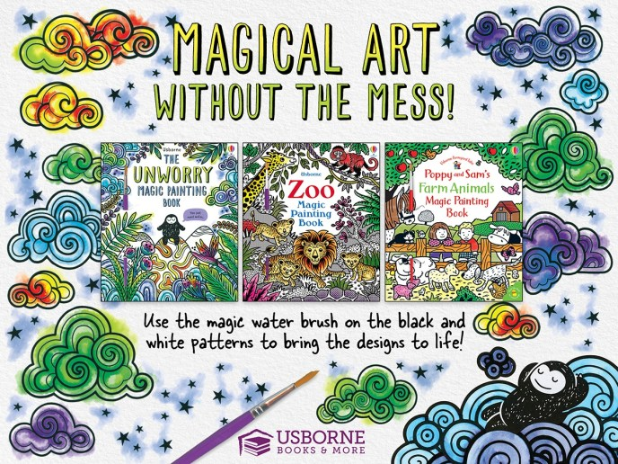 Magical Art Without the Mess!
