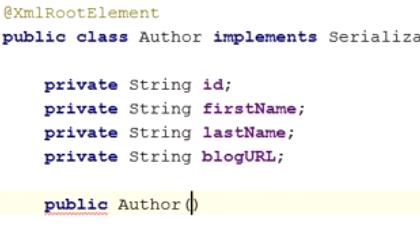 Java EE: Hot to Create JAX-RS Resource Entities