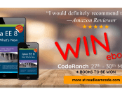 Java EE 8 Coderanch book promotion