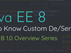 Get to Know Custom Serializers and Deserializers: JSON Binding Overview Series