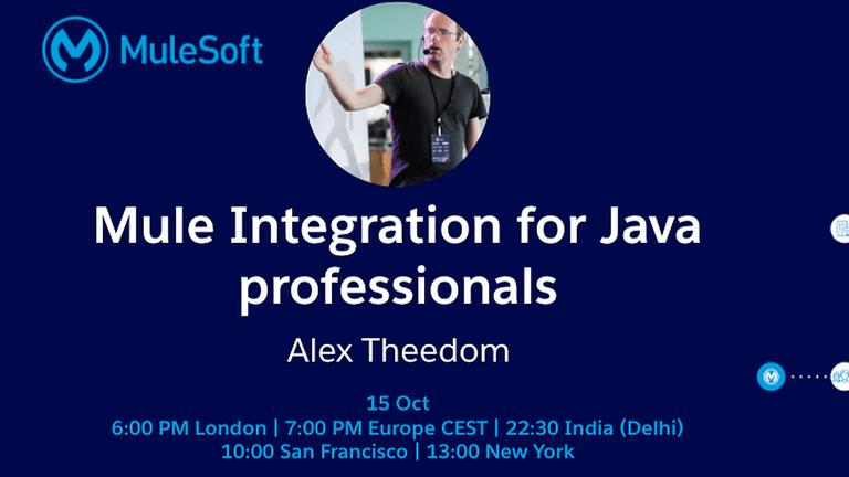 Mule Integration for Java Professionals