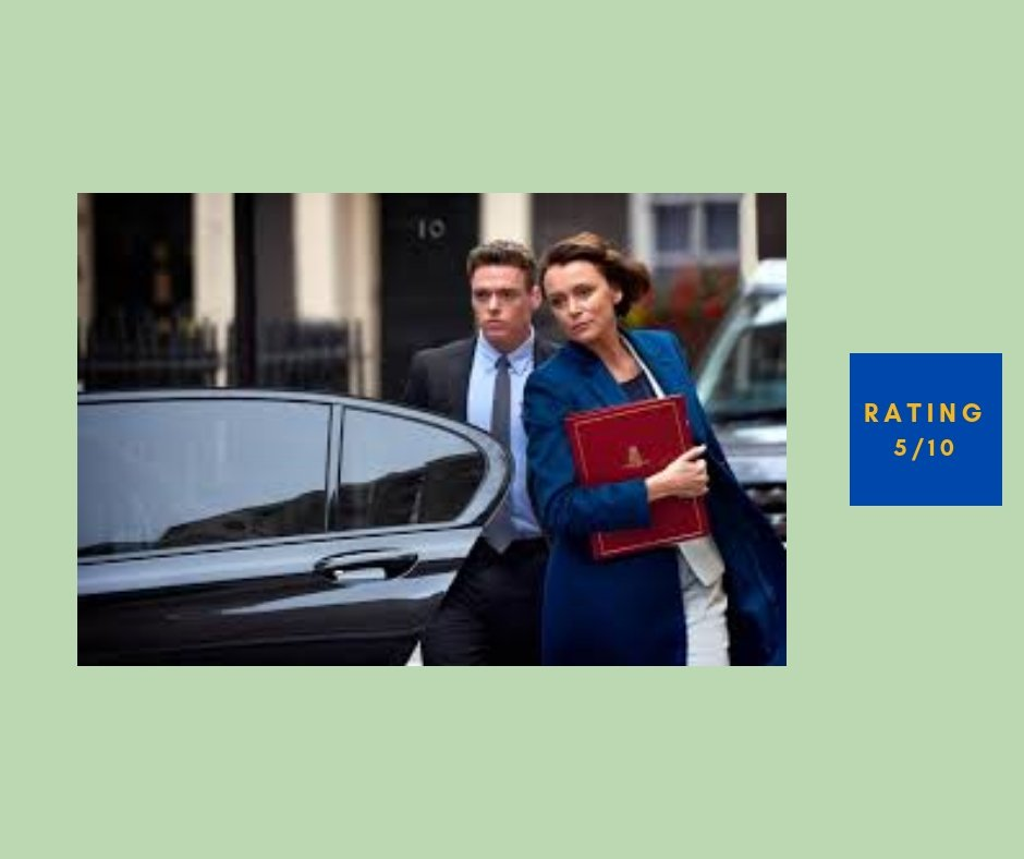 tv series bodyguard review