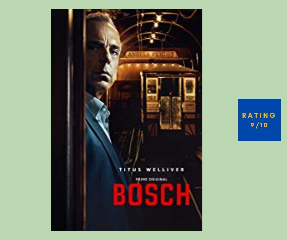 Bosch Season 4 review