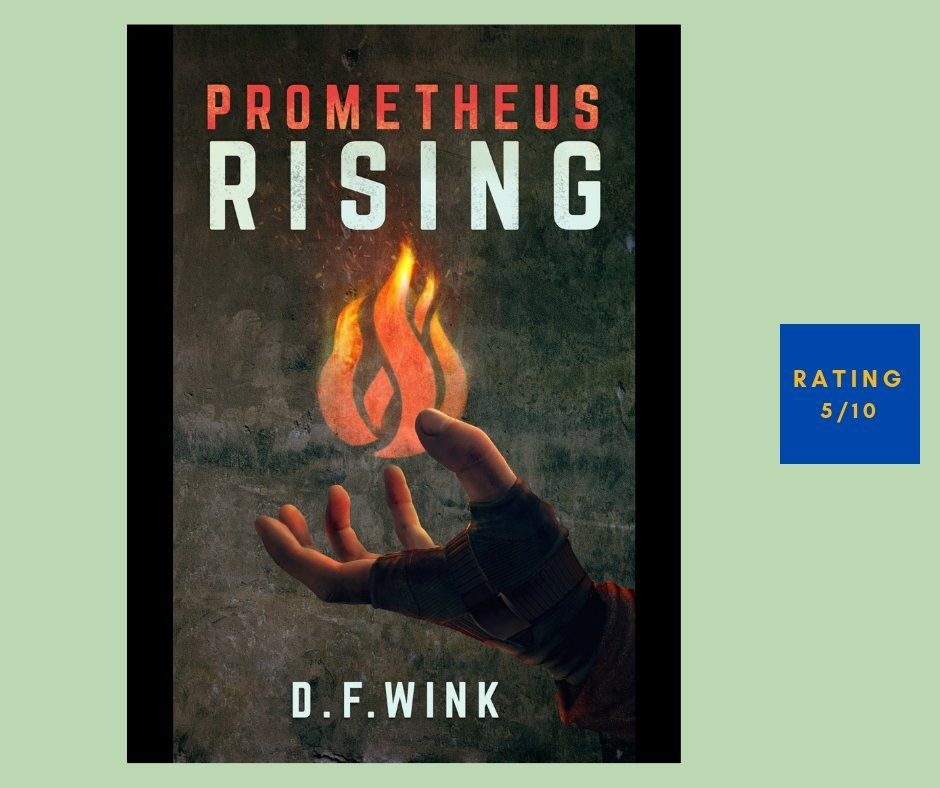 D. F. Wink Prometheus Rising review