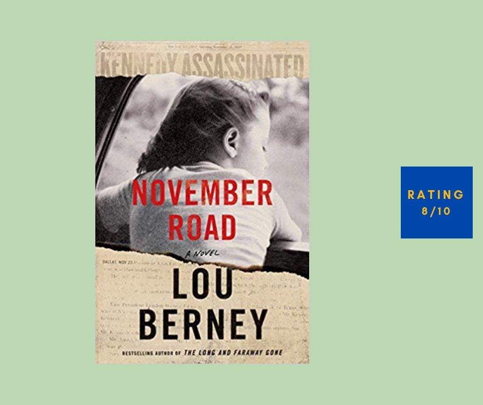 Lou Berney November Road review