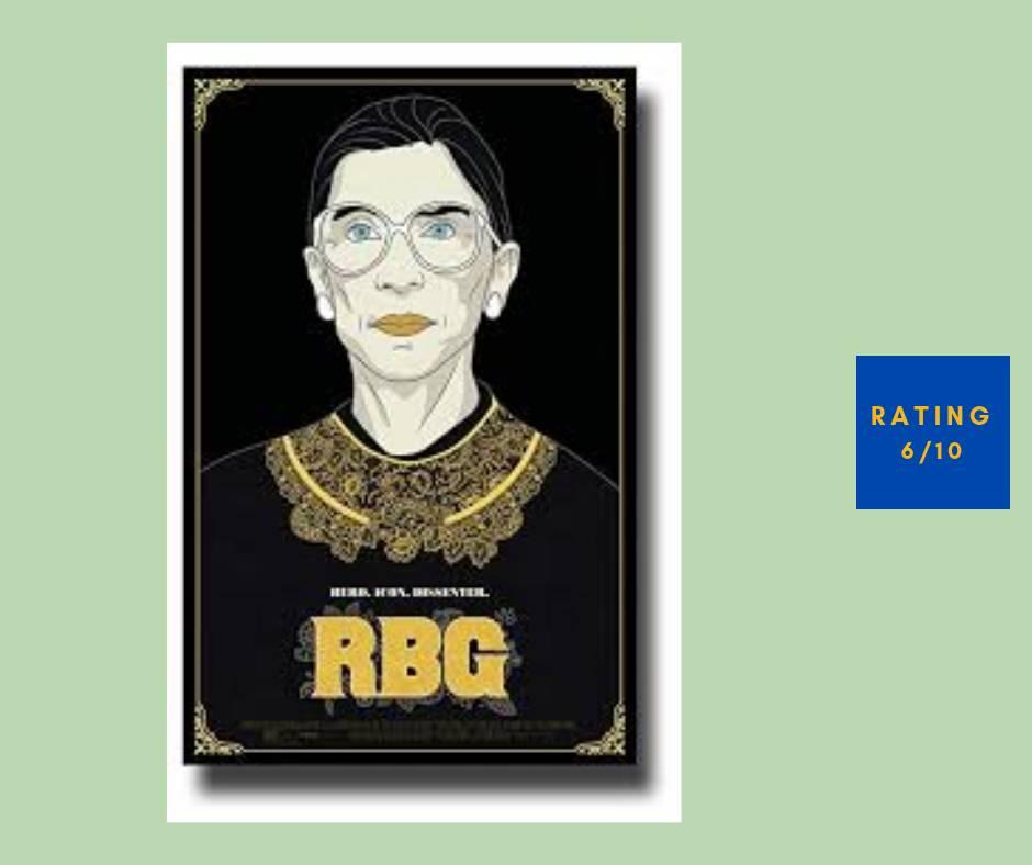RBG review