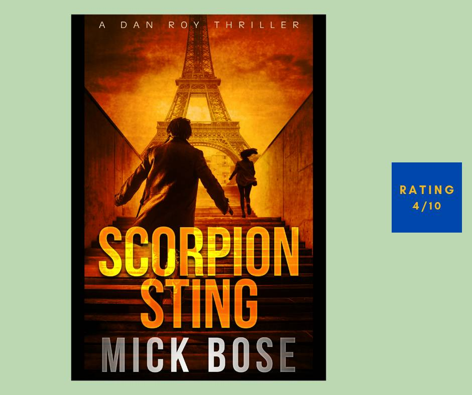 Mick Bose Scorpion Sting review