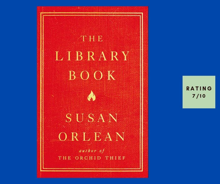 Susan Orleans The Library Bookreview