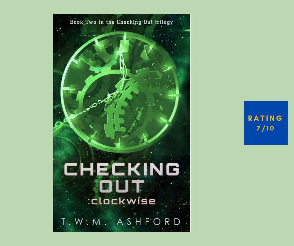 T.W.M. Ashford Checking Out Clockwise review
