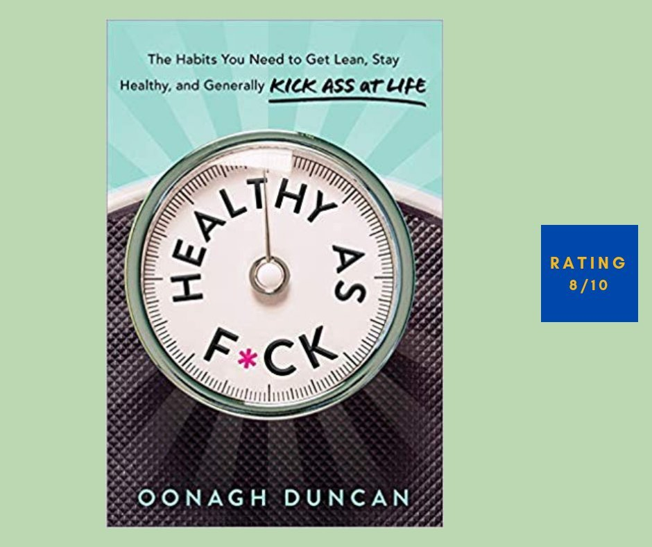Oonagh Duncan Healthy as F*ck review