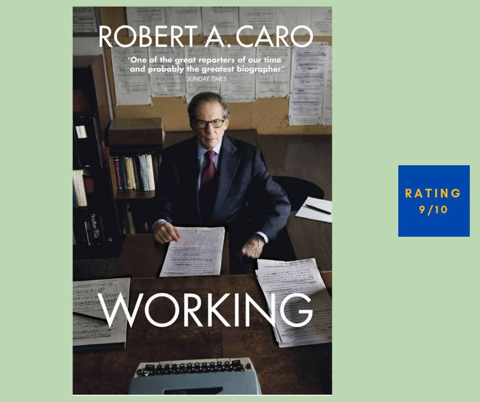 Robert Caro Working review
