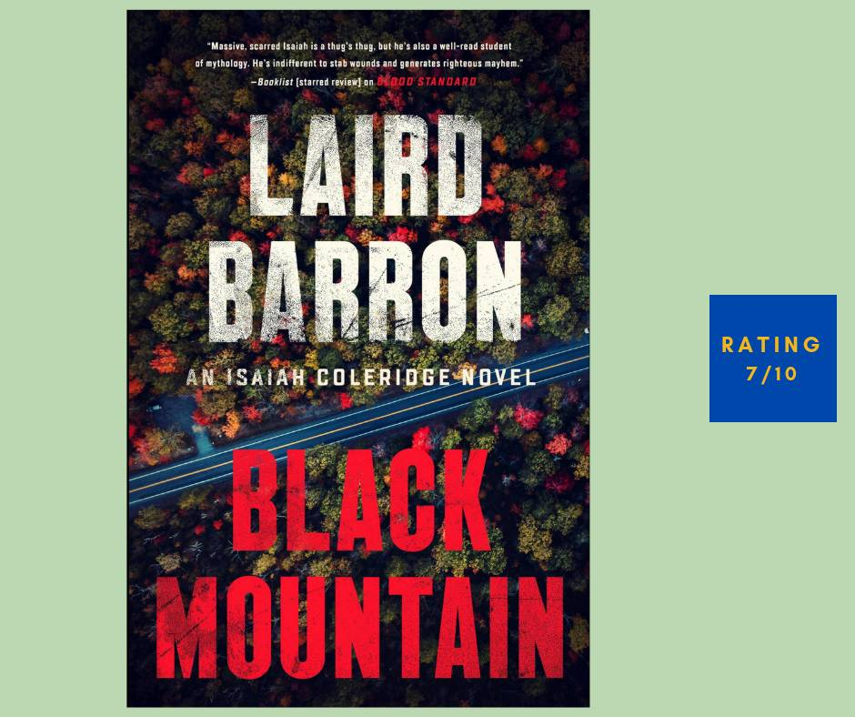 Laird Barron Black Mountain review