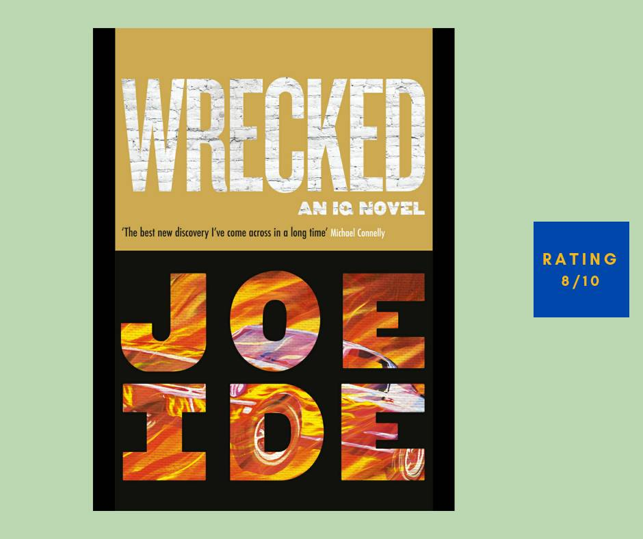Joe Ide Wrecked review