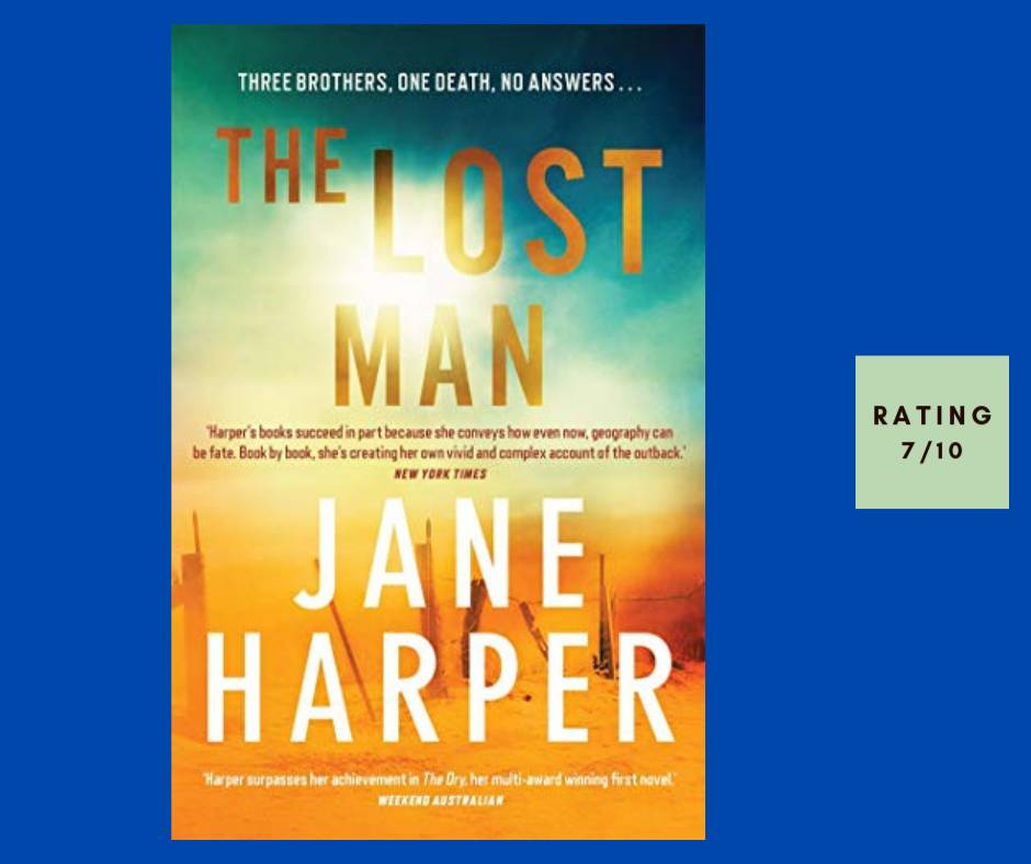Jane Harper The Lost Man review