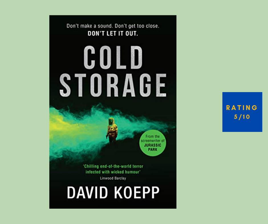 David Koepp Cold Storage review
