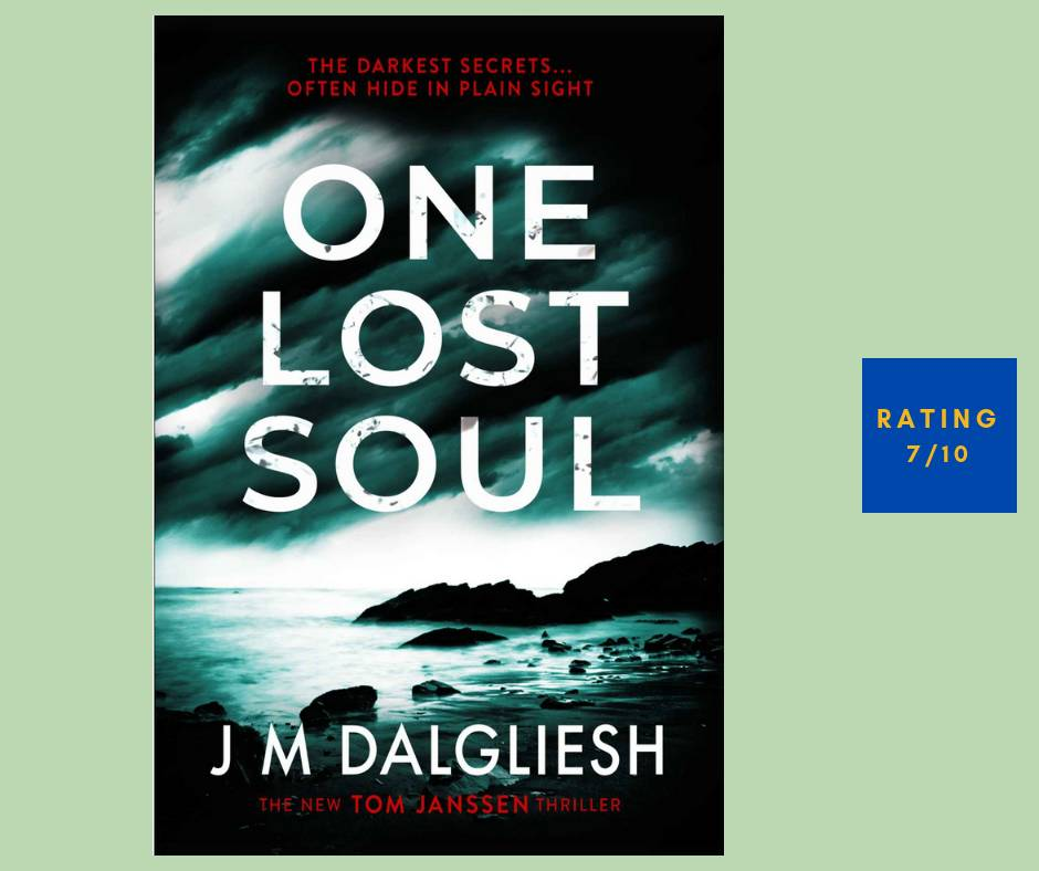 J M Dalgliesh One Lost Soul review