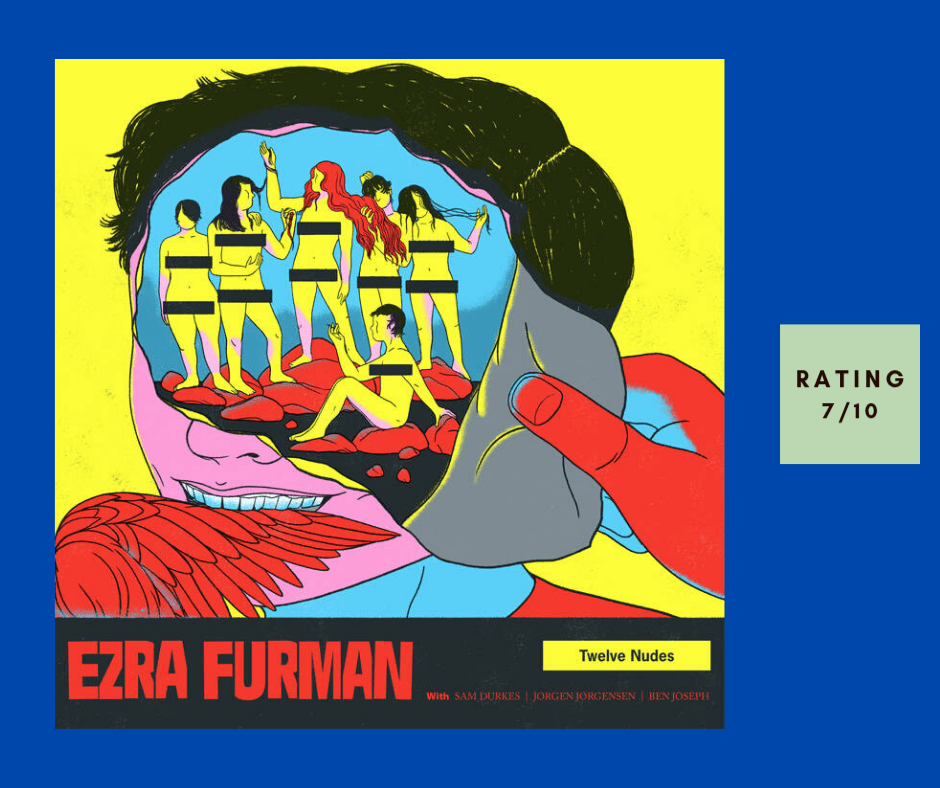 Ezra Furman Twelve Nudes review