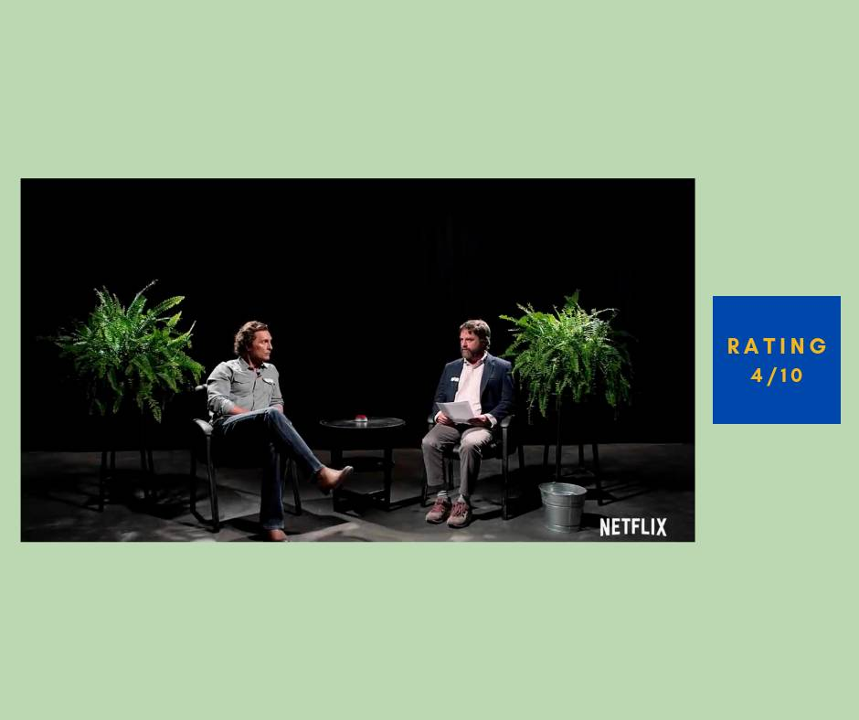 Between Two Ferns review