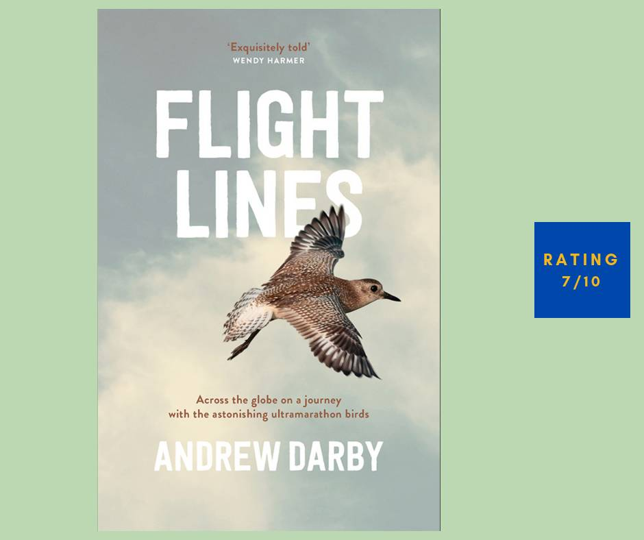 Andrew Darby Flight Lines review