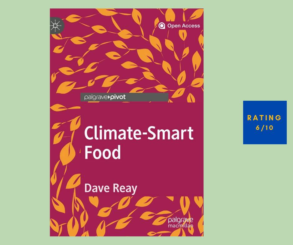 Dave Reay Climate-Smart Food review