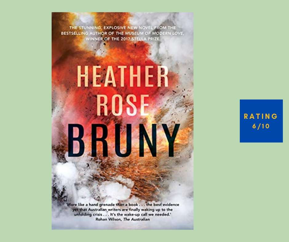 Heather Rose Bruny review