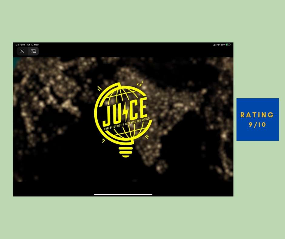 Juice review