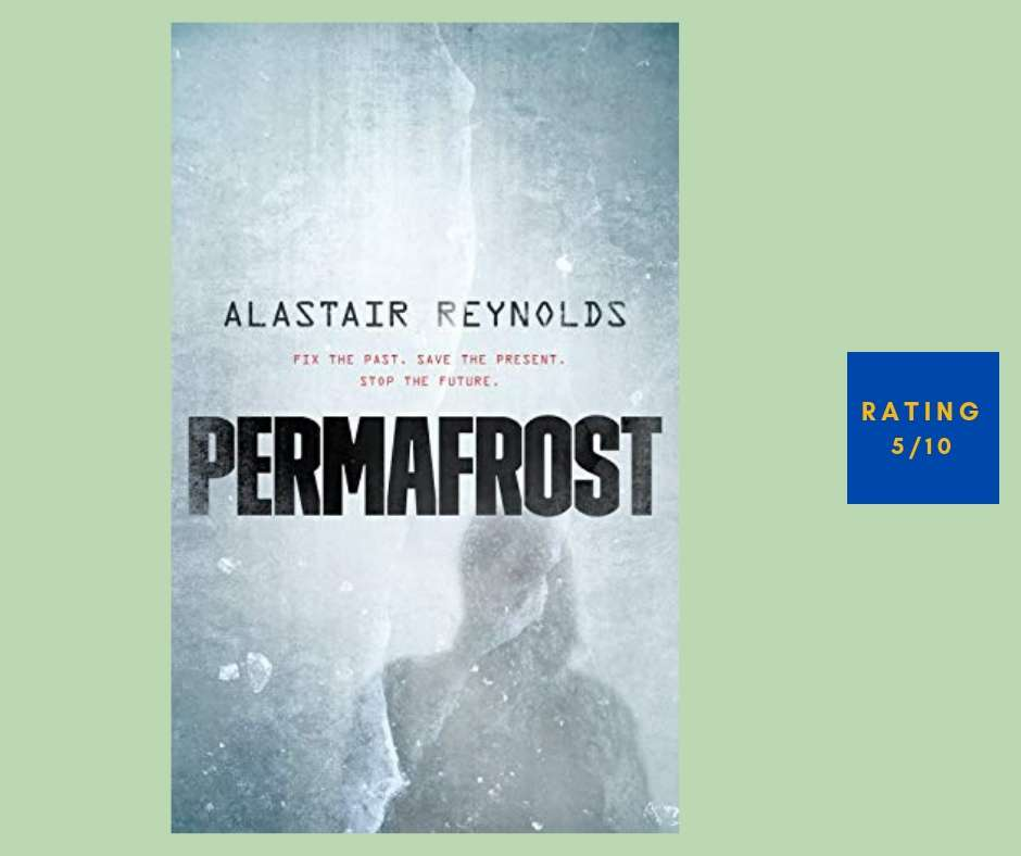 Alastair Reynolds Permafrost review