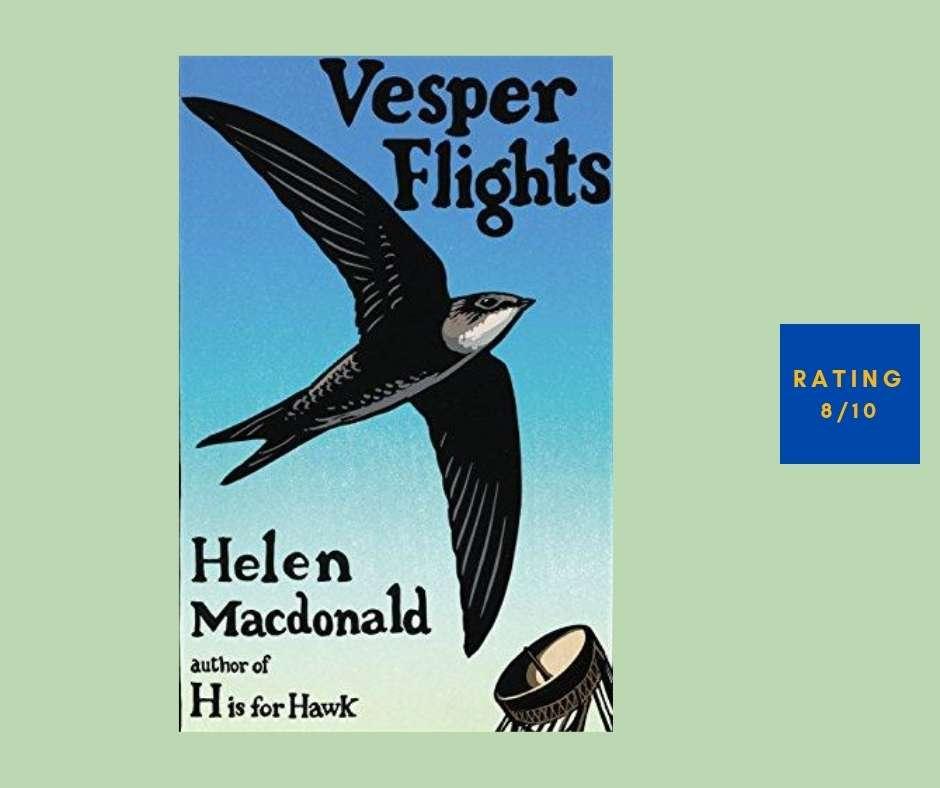 Helen Macdonald Vesper Flights review