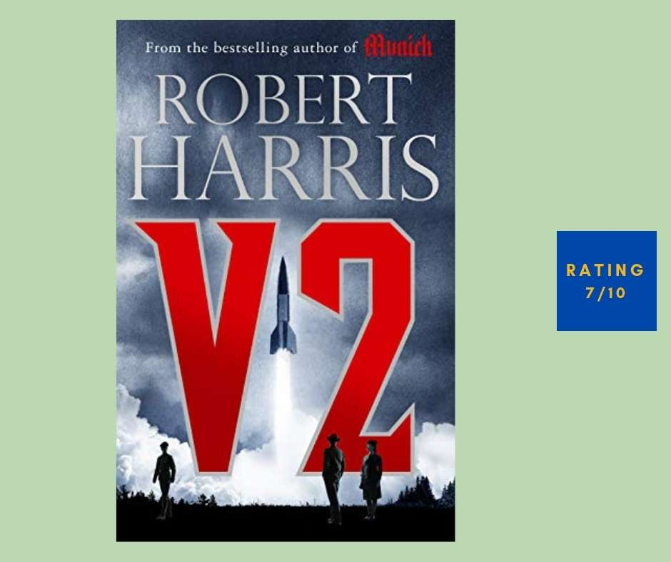 Robert Harris V2 review