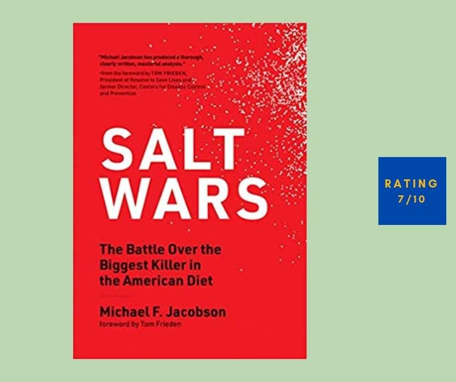 Michael F. Jacobson Salt Wars review