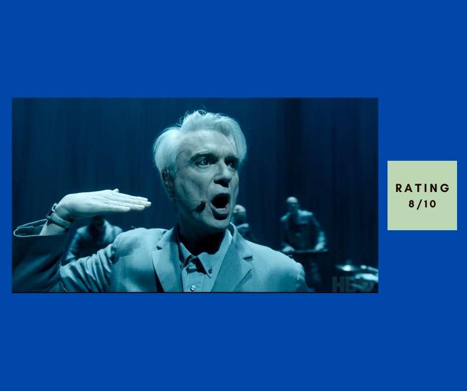 David Byrne's American Utopia review