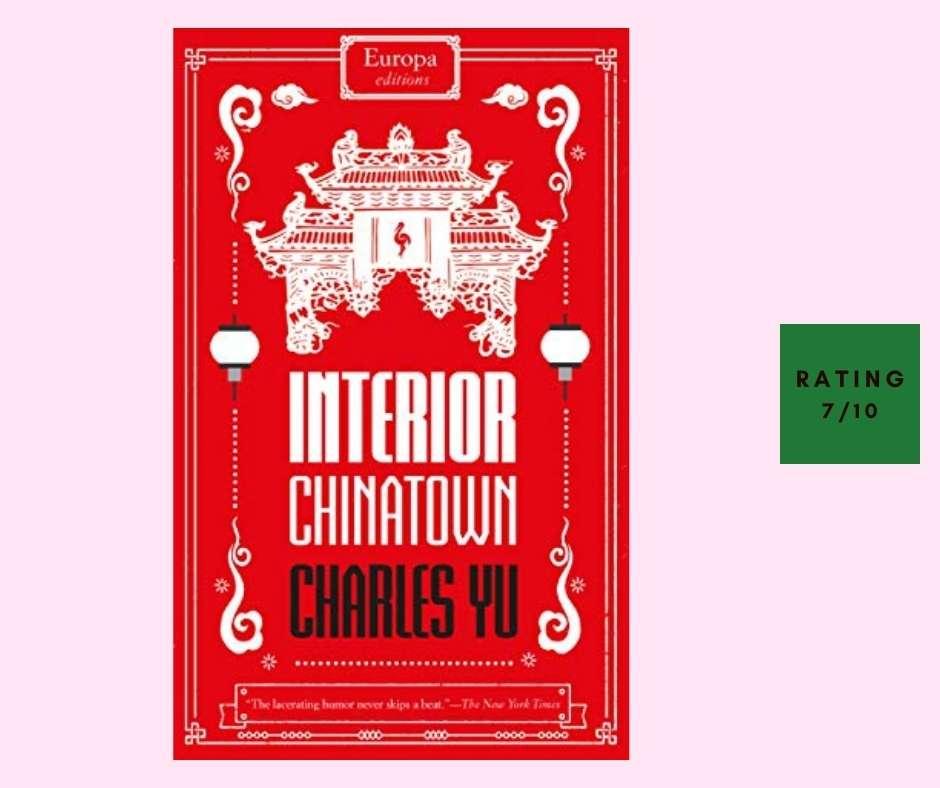 Charles Yu Interior Chinaman review