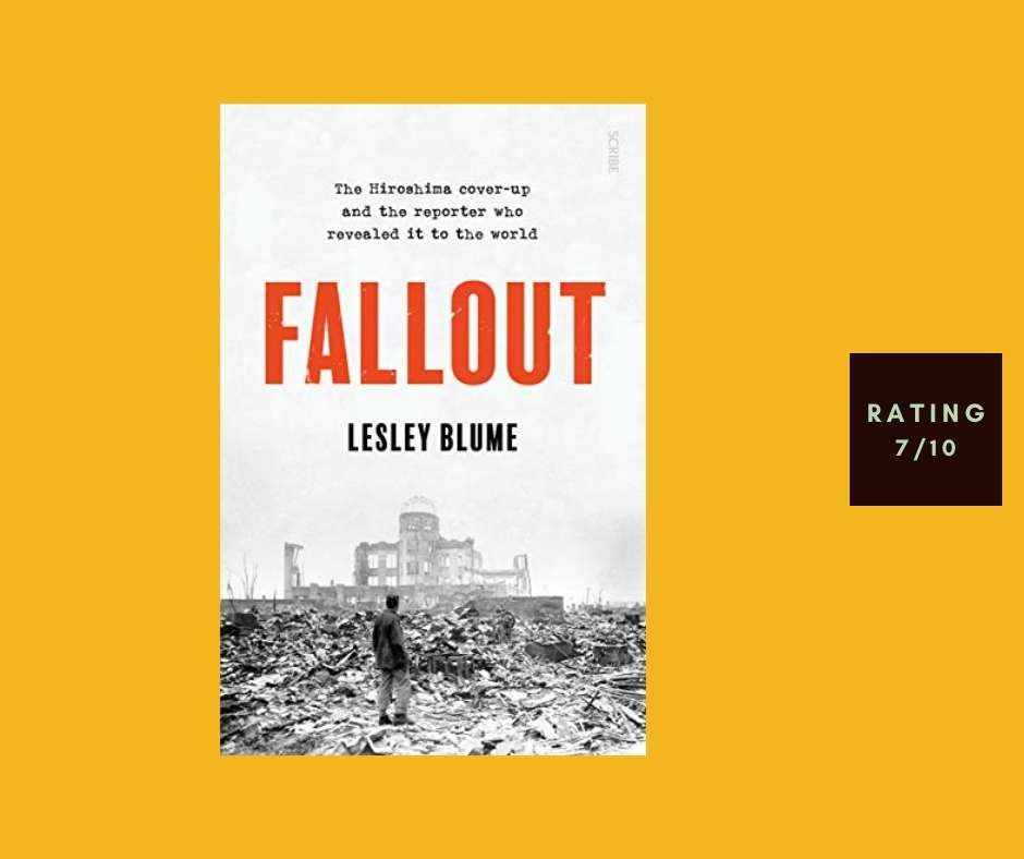 Lesley Blume Fallout review