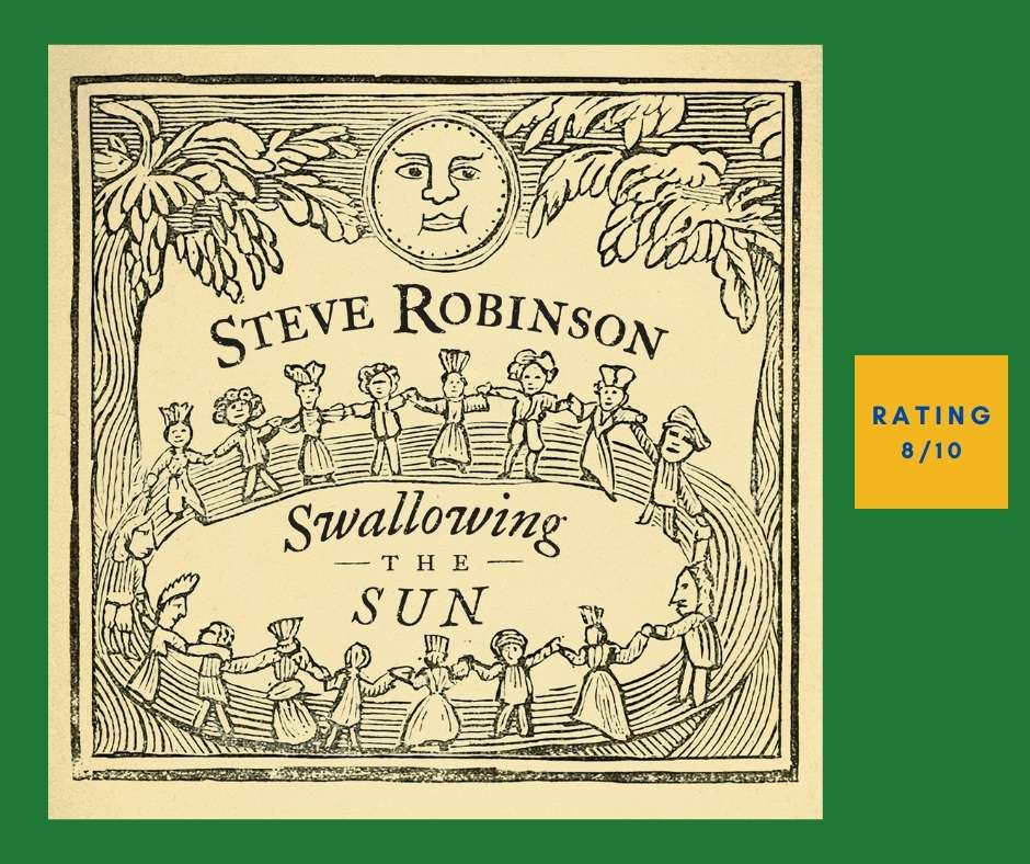 Steve Robinson Swallowing the Sun review