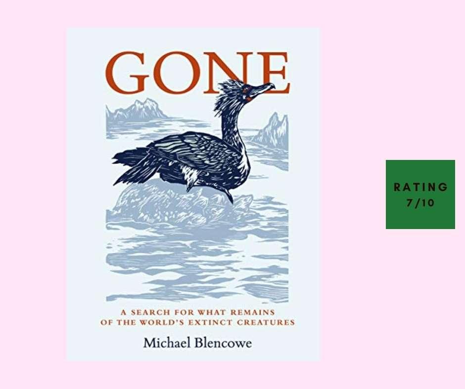 Michael Blencowe Gone review