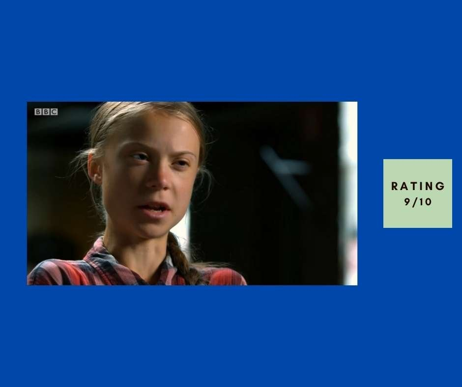 Greta Thunberg A Year to Change the World review