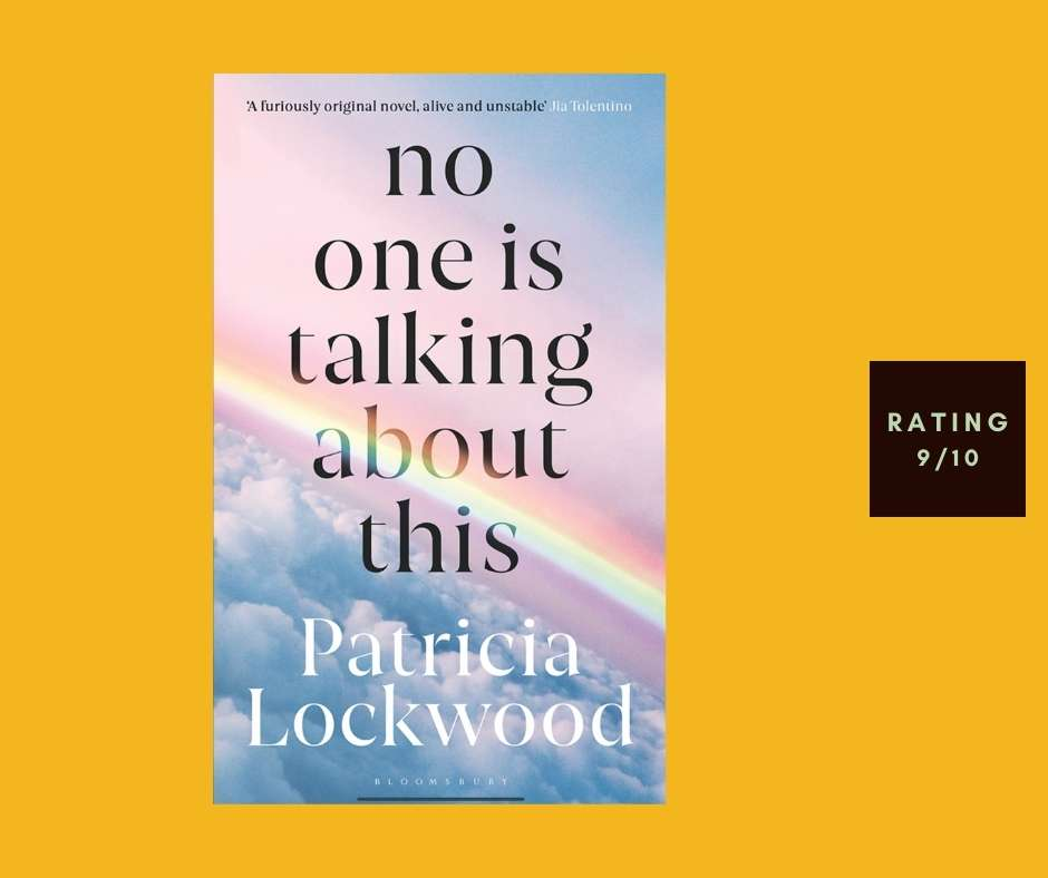 Patricia Lockwood No One Is Talking About This review