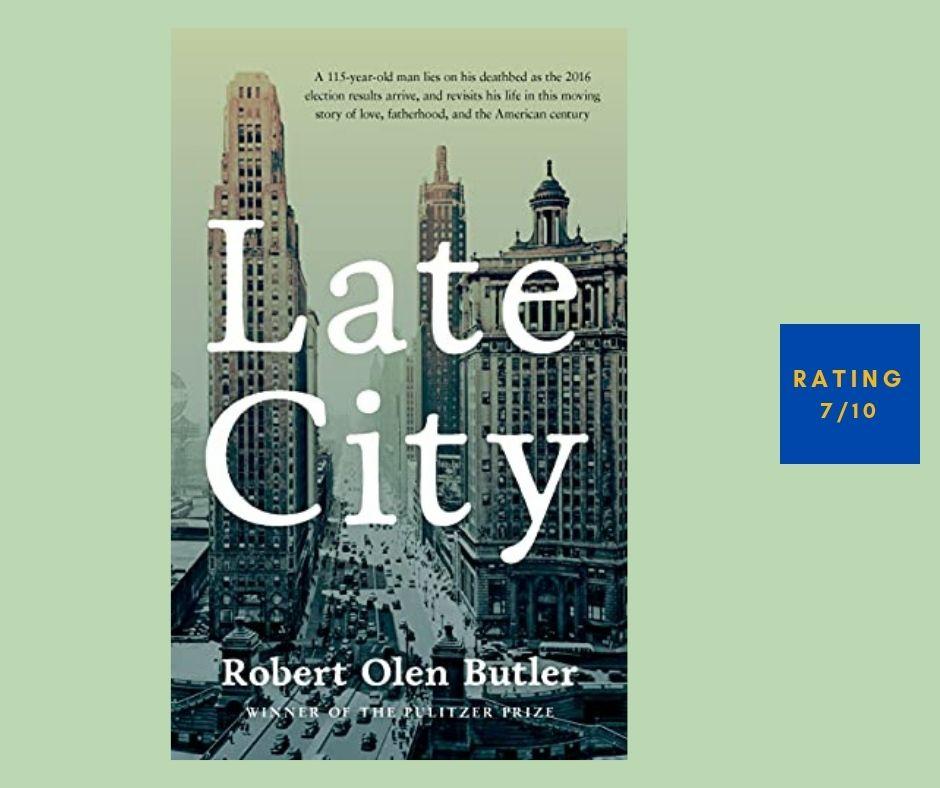 Robert Olen Butler Late City review
