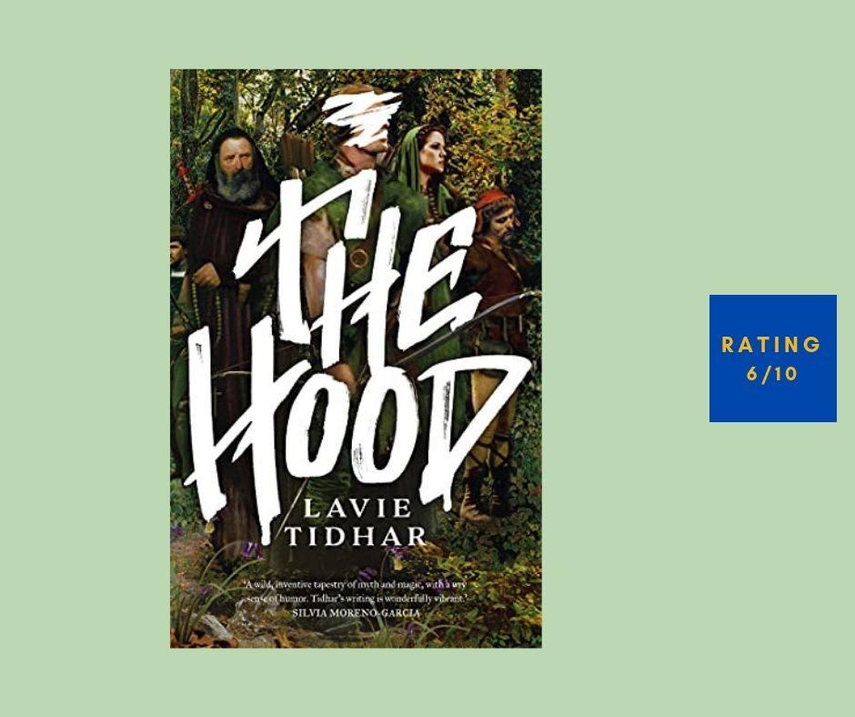 Lavie Tidhar The Hood review