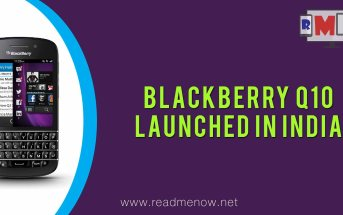 blackberry q10 launched