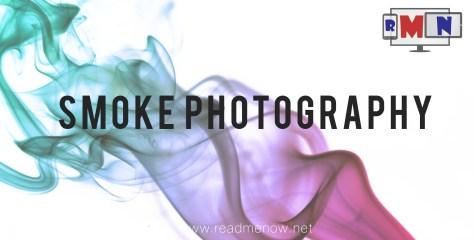 DSLR Tutorial – Smoke Photography