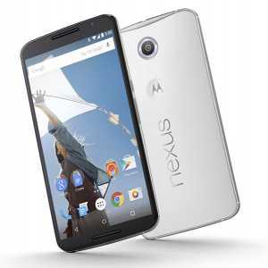 best smartphones 2014 - Motorola Nexus 6