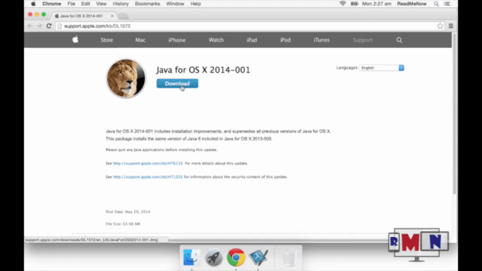 download java for os x 2004 -001