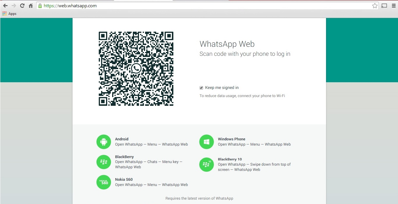 whatsapp web free download for android
